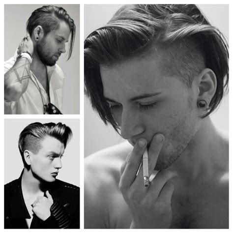 Spring Hairstyles for Men: The Return of the Skater Cut