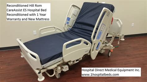 hill rom hospital bed hill rom careassist hospital bed hospital beds