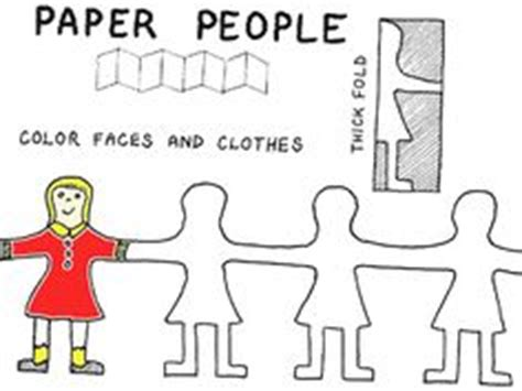 cutting person games 1000 images about paper doll chains on pinterest paper