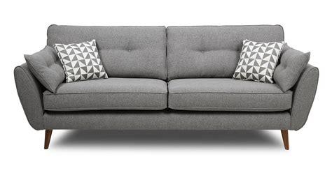 dfs grey button sofa zinc 4 seater sofa dfs ireland