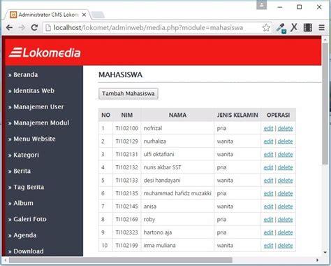 tutorial ci and bootstrap dvd tutorial membangun aplikasi berbasis web dengan php