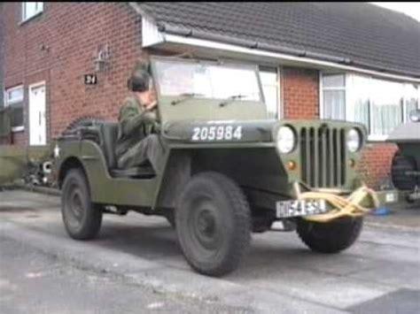 Jeep Replica Ww2 Jeep Replica And M3 37mm At Gun