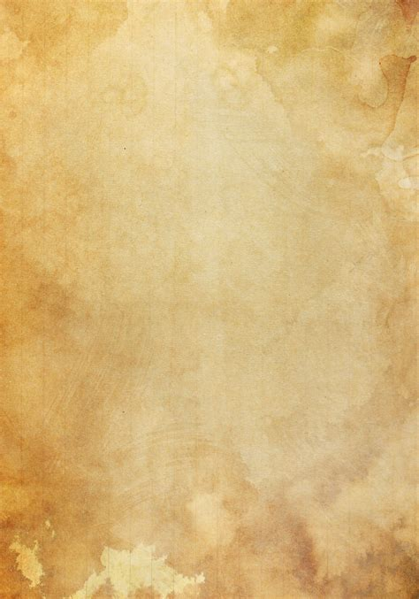 Free Tan Stained Paper Texture Texture L T #4068