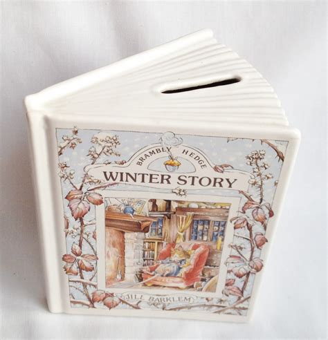 winter story brambly hedge books nivag collectables royal doulton brambly hedge winter