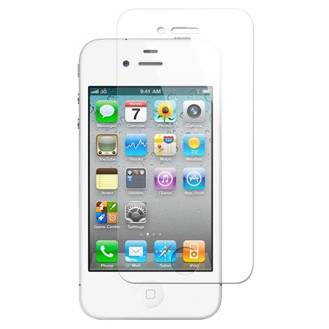 Iphone 4 4s Iphone 4 4s Tempered Glass