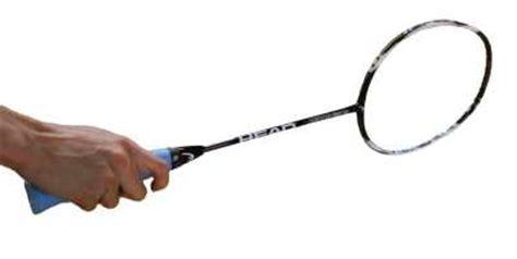 Raket Yonex 400 Ribuan badminton gripping technique how to hold a racket correctly