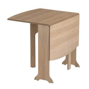 Oak Drop Leaf Table Drop Leaf Table Heatproof Folding Dining Kitchen Gateleg Seats 6 D End Oak Ebay