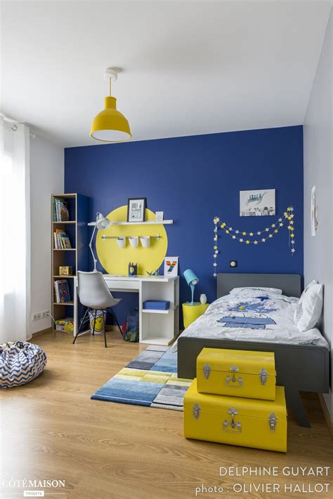 Decoration Chambre Enfant Garcon by D 233 Co Chambre Gar 231 On 6 Ans