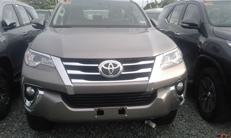 toyota philippines price of toyota fortuner in the philippines
