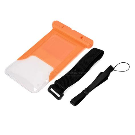 Casing Cover Waterproof Bag For Smartphone 4 7 5 5 Inch Abs180 waterproof pvc diving bag for 4 7 quot phones orange transparent free shipping dealextreme