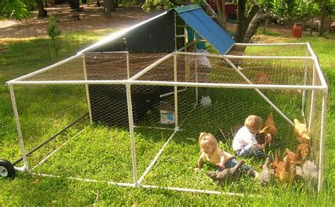 Cheap Backyard Batting Cages 10 Free Chicken Tractor Plans And Designs The Poultry Guide