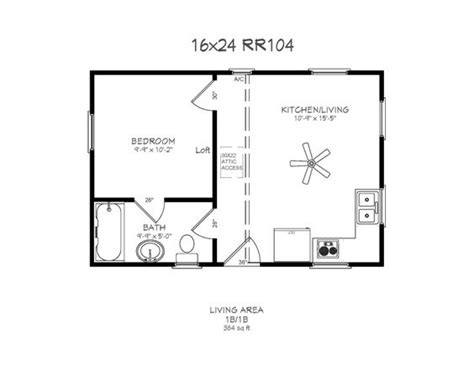 14x40 cabin floor plans 14 x 40 floor plans with loft pull down stairs
