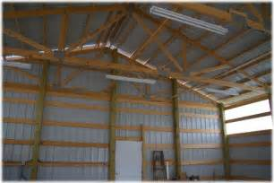 how to finish the inside of a pole barn how to finish the inside of a pole barn studio