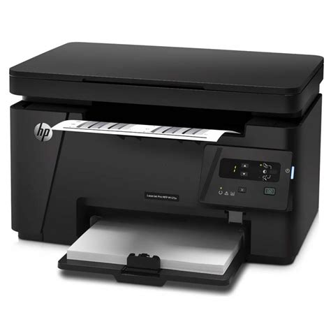 Printer Laser Copy Scan hp m125a laserjet pro multifunction printer cz172a