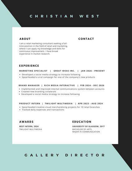 Resume Template Minimalist by Customize 328 Minimalist Resume Templates Canva