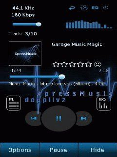 nokia themes with music player xpress music player a nth theme free download dertz