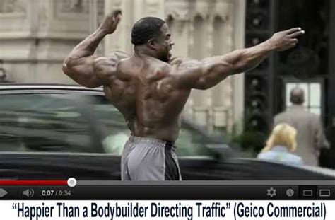 geico commercials weight lifters protien shake geico weightlifting commercial actor