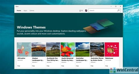 microsoft themes win 10 how to download and apply desktop themes on your windows 10 pc