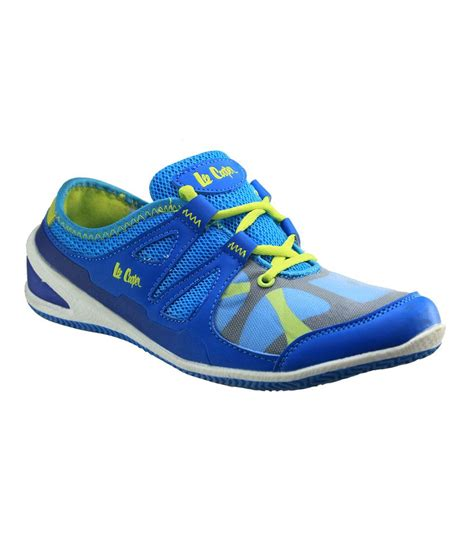 shopping of sports shoes cooper blue sports shoes lf0438 bluelemon