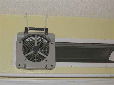 small window exhaust fan mold and rot mobile home owner tips