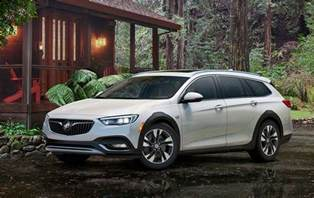 Gmc Buick 2018 Buick Regal Tourx Station Wagons Are Alive And Well