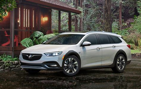 2018 buick regal tourx station wagons are alive and well