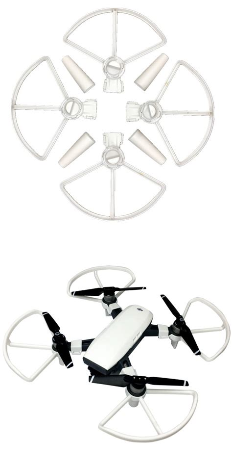 Special Dji Spark Landing Gear Protector propeller protection cover extended landing gear integrated design for dji spark price 7 99