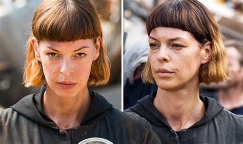 milla jovovich in the walking dead the walking dead season 8 news is jadis alpha star