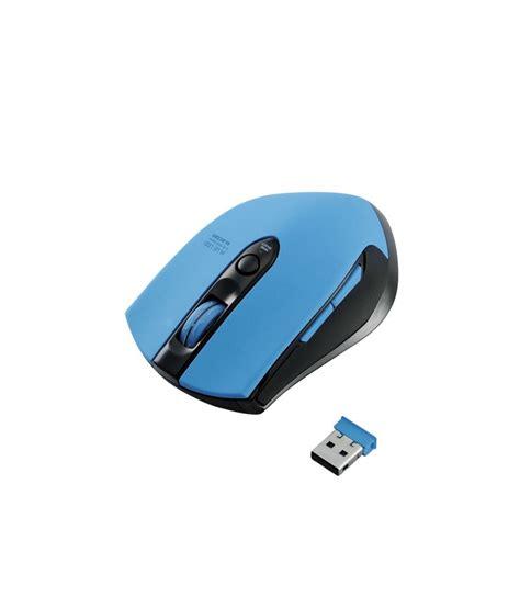 Mouse Elecom Elecom Blueled Mouse Wireless Mouse Blue Buy Elecom Blueled Mouse Wireless Mouse Blue