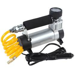 Car Tire Air Use At Home Yd 3035 Portable Flow 12v 140psi Auto Tire Inflator