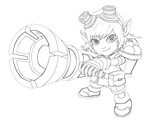 league of legends tristana shot temtodasas