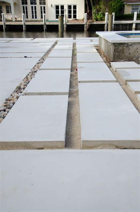 backyard concrete paver update  images pavers
