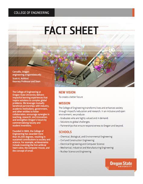 business fact sheet template business sheet templates fact sheet templates in pdf