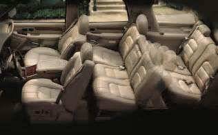 2002 Cadillac Escalade Interior 2002 2006 Cadillac Escalade Pre Owned Truck Trend