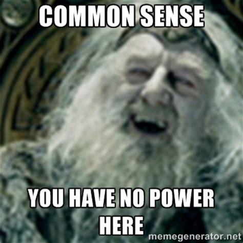 Common Sense Meme - common sense memes image memes at relatably com