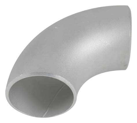 Las Ss 304 Sch 10 Dia 2 Inch schedule 10 radius 90 degree weld pipe fittings stainless steel