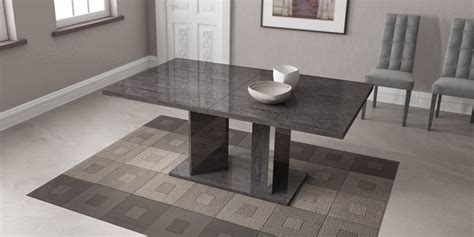 photos 2079 table and 4083 chairs modern dining sets grey finished dining table imported and made in italy
