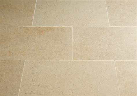 Limestone Floor by Salem Gold Honed Limestone Floors Of Tiles