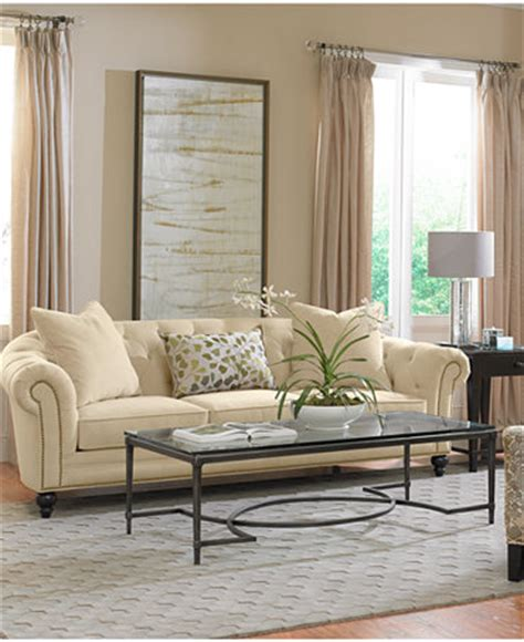 macys living room furniture charlene fabric sofa living room furniture sets pieces
