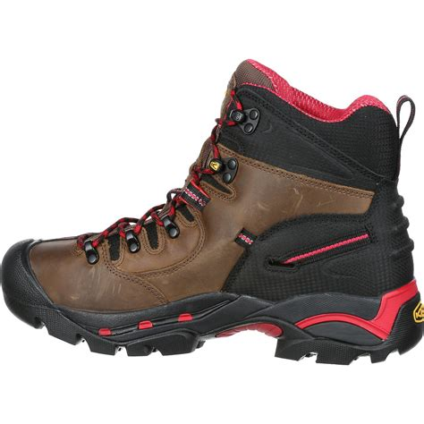 keen steel toe work boots s keen steel toe waterproof work boot pittsburgh