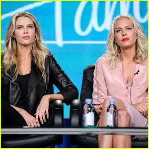 sara erin foster celebrate their dad david fosters birthday erin sara foster joke about d listers on barely famous