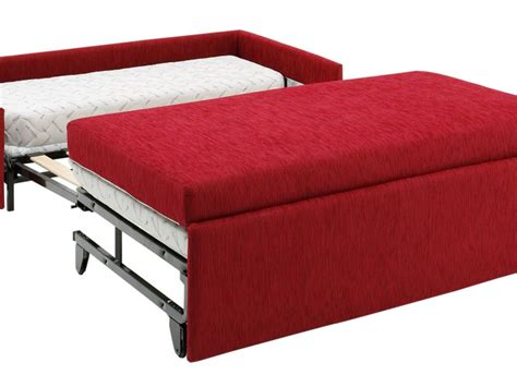 fold out ottoman bed fold away sofa sleeper ottoman fold out single sofa bed