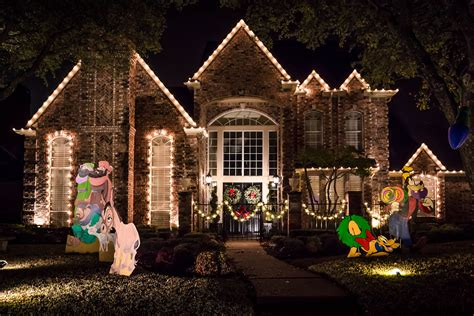 deerfield christmas lights 2016 plano magazine