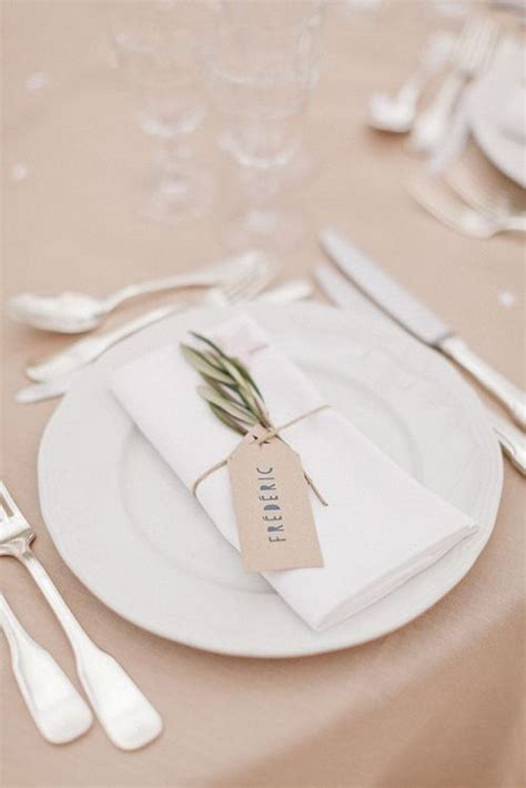 place setting ideas 25 best ideas about wedding place cards on pinterest
