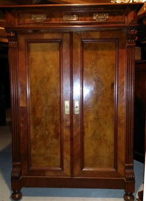 vertiko antik gr 252 nderzeit vertiko nussbaum um 1880 1900 antik m 246 bel