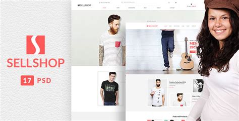 Sparrk Event Bootstrap Template sellshop ecommerce psd template jogjafile