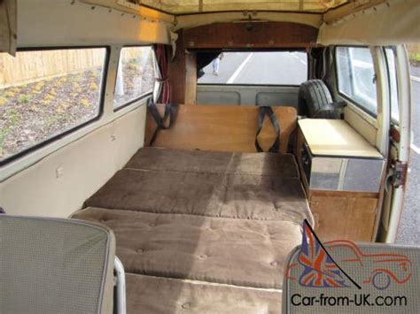 T2 Cer Interior by Vw T2 Bay Window Cervan Original Interior The