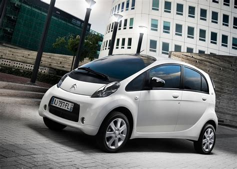 citroen electric citroen electric vehicles register hefty sales autoevolution
