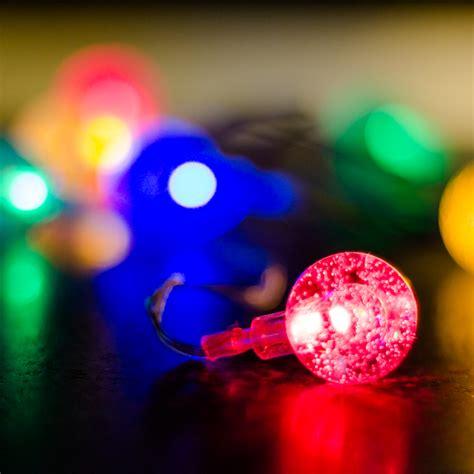 Color Your Dreams Crystal Ball String Lights Kiyolo Light Up Balls On String