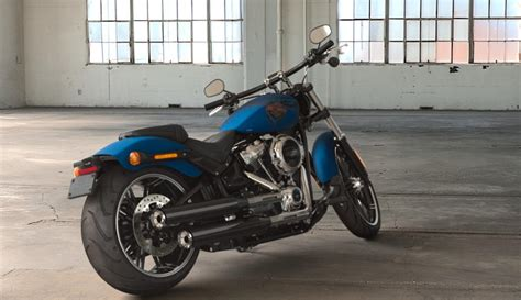 Harley Motorrad Preise by Harley Davidson Softail Breakout 2018 Farben Und Preise